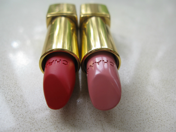 Chanel Christmas 2013: Rouge Allure Velvet