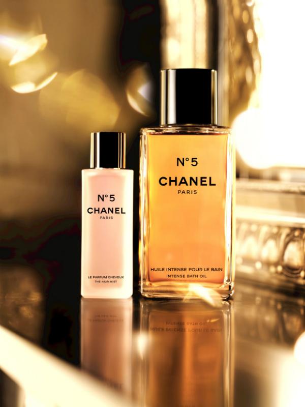 Chanel No.5 Christmas