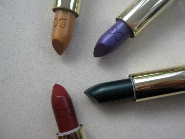 Dolce & Gabbana Sicilian Jewel Lipsticks