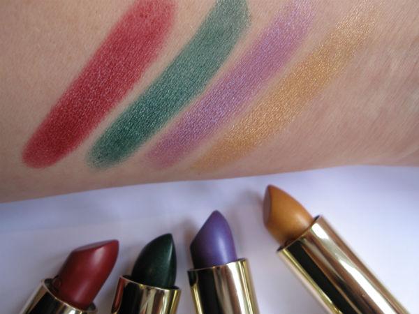 Dolce & Gabbana Jewel Lipsticks
