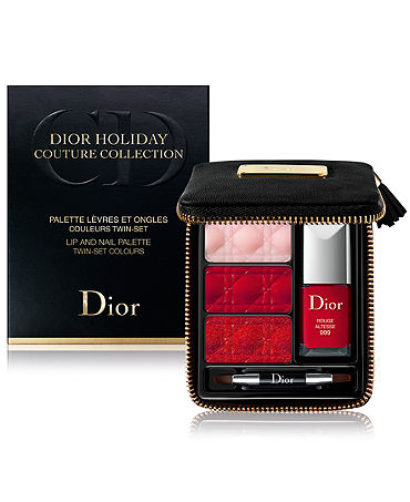 Dior Christmas Eyes and Lips Palette