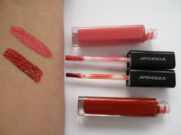 Japonesque Colour Pro Performance Lip Lacquer