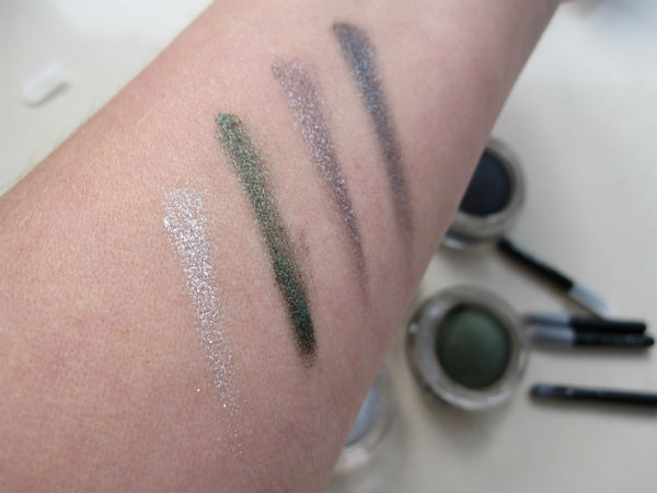 Lancome Ultra Dazzling Colours Swatch