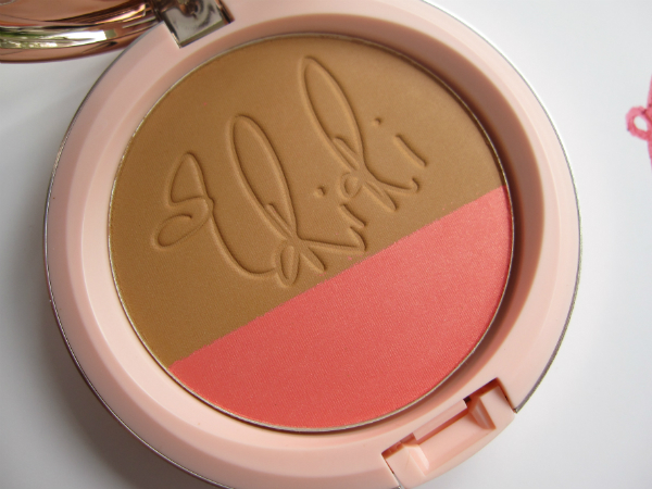 MAC Rihanna Hibiscus Kiss Blush Duo