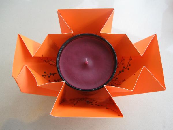 Ritual Candle Christmas
