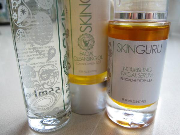 Skin Guru Organic Facial Care