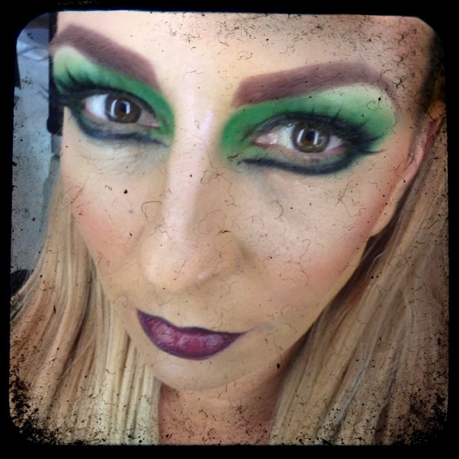 Illamasqua Spooktacular Blogger