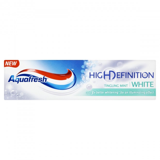 AquaFresh High Definition