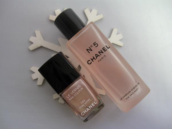 Chanel Christmas 1