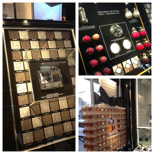 Dior Beauty Store Covent Garden