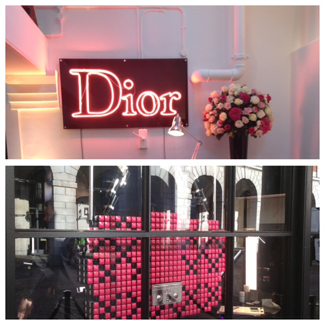 Dior Store Covent Garden