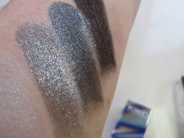Kiko Bright Eyes Swatch 1