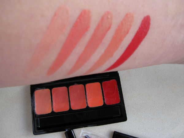 MUFE Rouge Artist No.6 Swatch