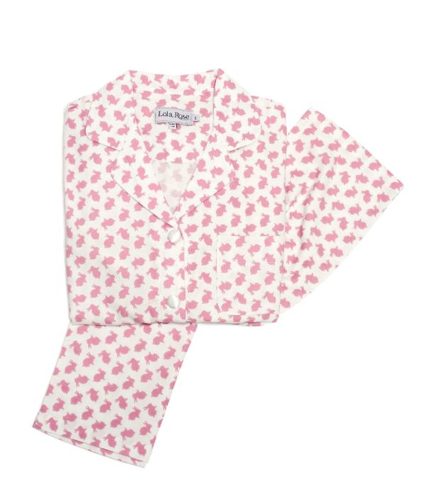 Pink Bunny Pyjamas