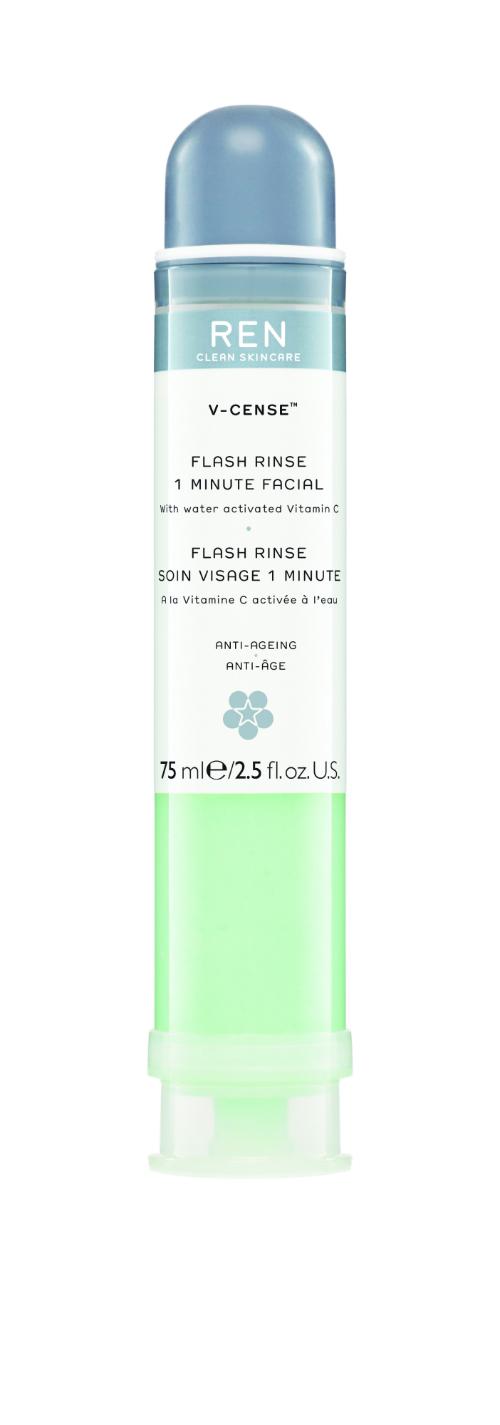REN V-Cense 1 Minute Facial