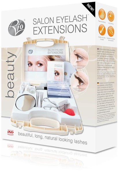 Rio Home Eyelash Extension Kit