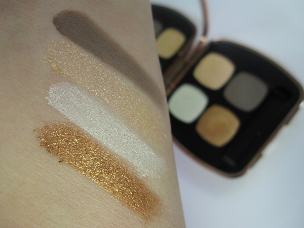 bareMinerals Quad Swatch