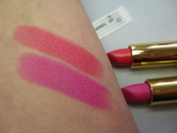 Chanel Spring Lip Swatch