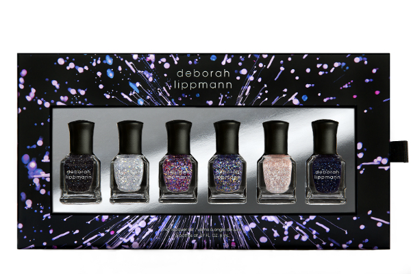 Deborah Lippmann STARLIGHT 6pc holiday set box