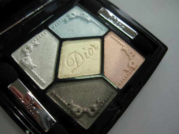 Dior 5 Couleur Palettes, Spring 2014