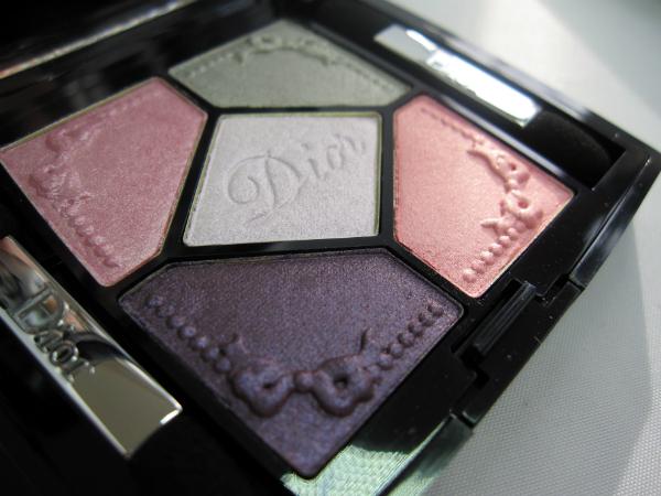 Dior 5 Couleur Palette Trianon
