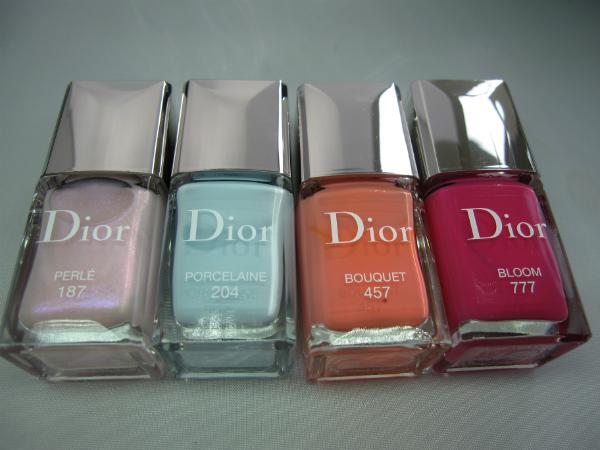 Dior Le Vernis Spring 2014