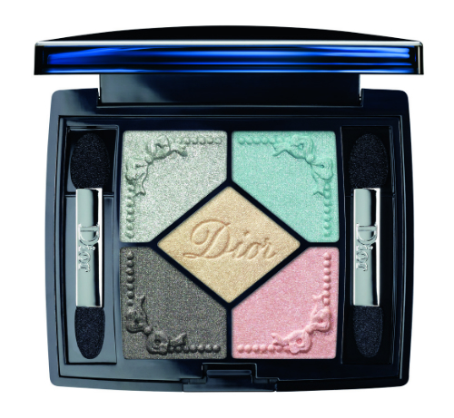 Dior Sring 2014 5 Couleurs Trianon Edition Pastel Fontanges