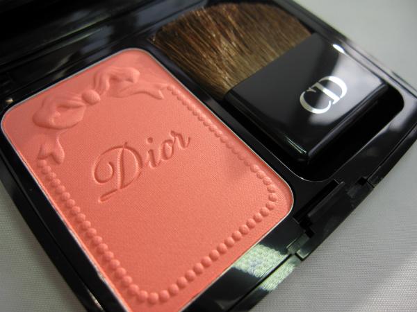 Dior Trianon Blush Corail Bagataille