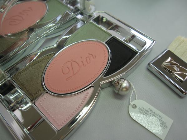 Dior Trianon Palette Open