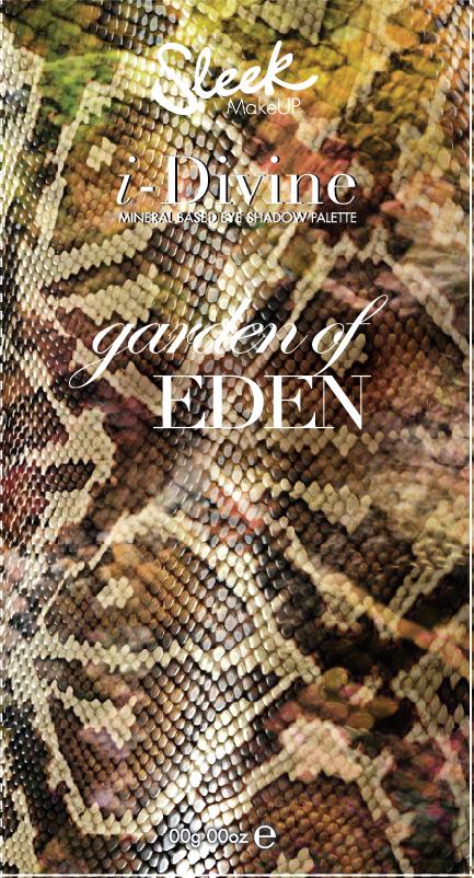 Sleek MakeUp Garden of Eden