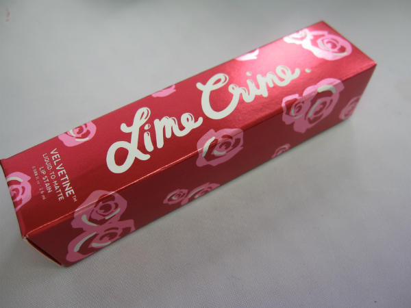 Lime Crime New Velvet