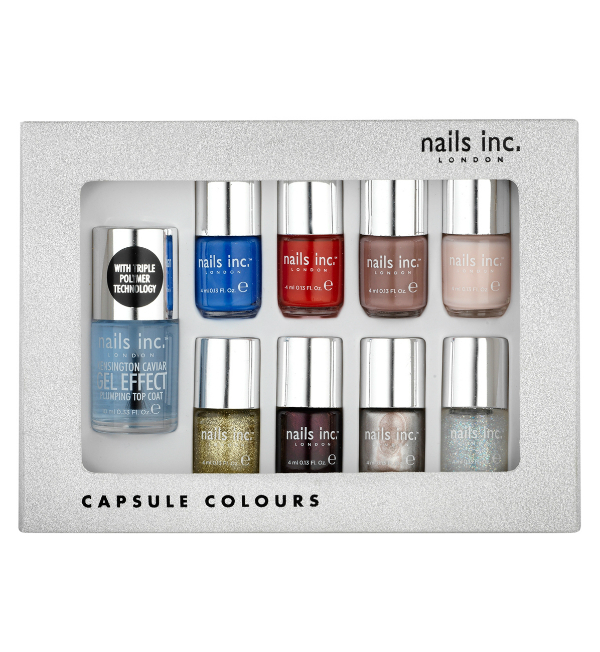 Nails Inc Capsule Collection