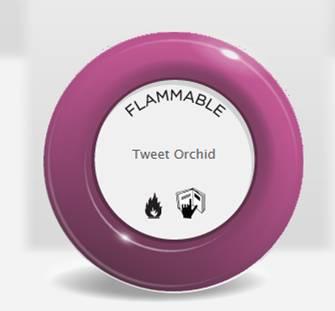 Tweet Orchid