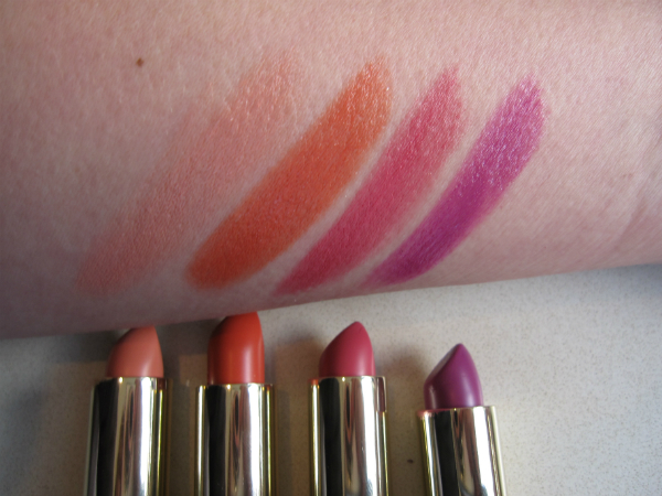 Dolce & Gabanna Classic Cream Lipsticks