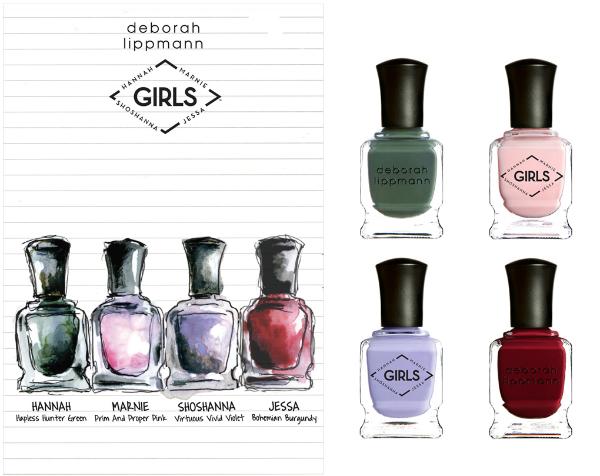 Deborah Lippmann GIRLS