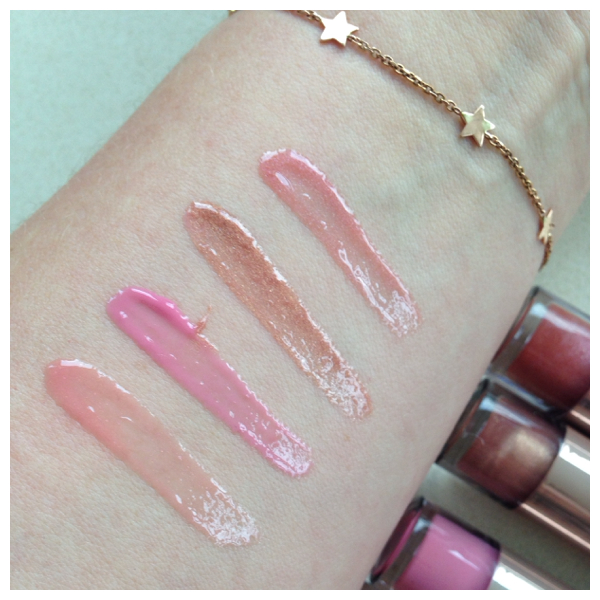 Urban Decay Naked Gloss Swatch