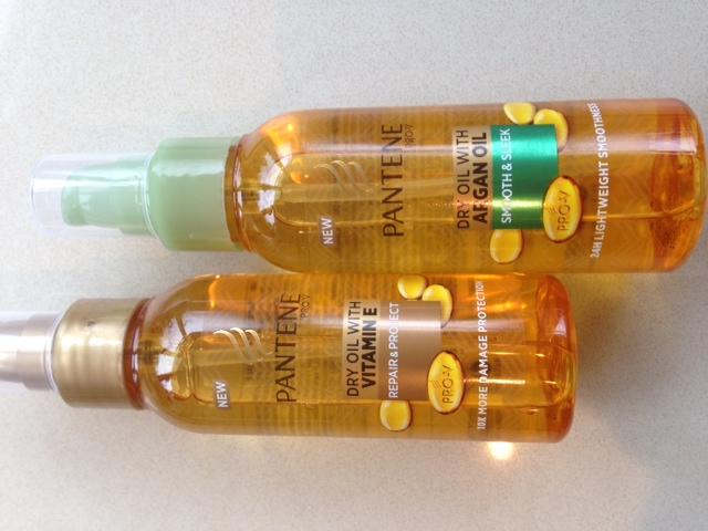 Pantene Dry Oils
