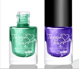 Tanya Burr Nails