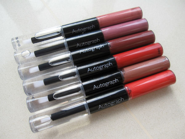 Autograph Ultimate Wear Long Lasting Lip Lacquer
