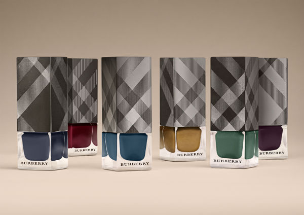 Burberry Nails AW14