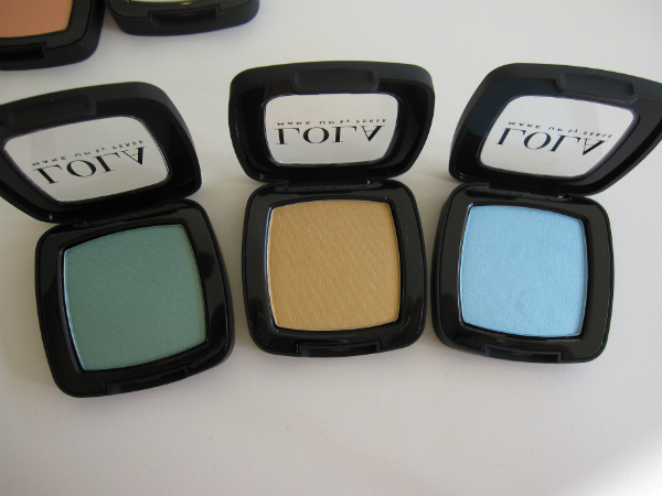 Lola Eye Shadows