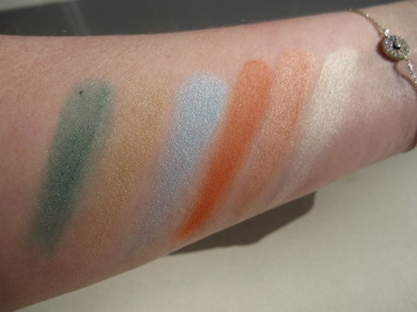 Lola Shadow Swatch