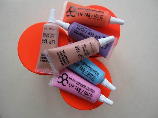 OCC Lip Tar Plastic Passion