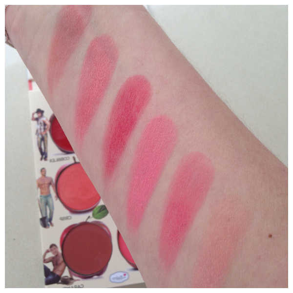 How 'Bout Them Apples? Lip and Cheek Cream Palette by theBalm #19
