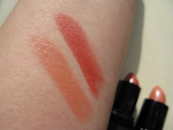 Barry M Lipstick Swatches