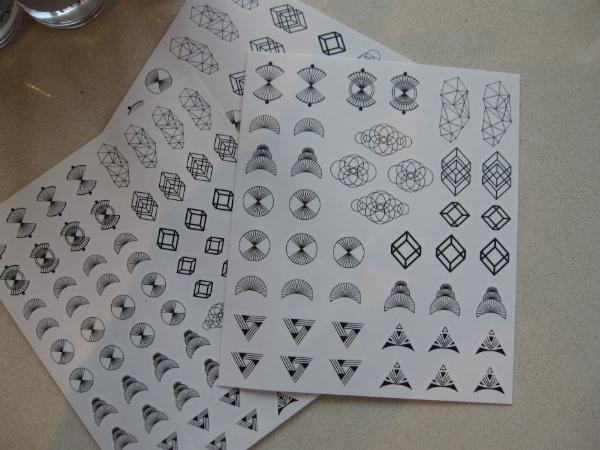 Bourjois Cuticle Tattoos