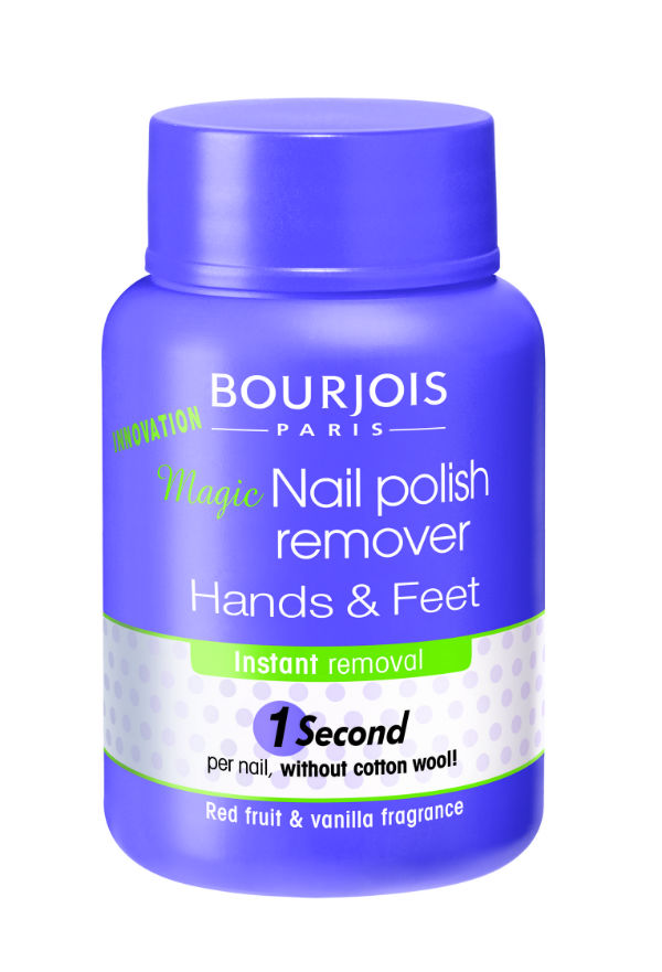 Bourjois Nail Polish Remover Toes