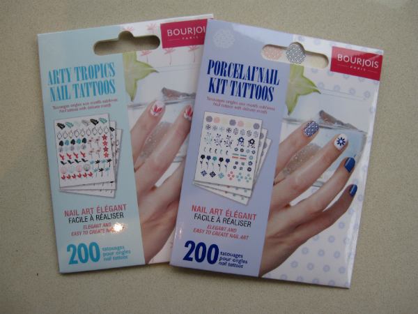 Bourjois Nail Tattoos