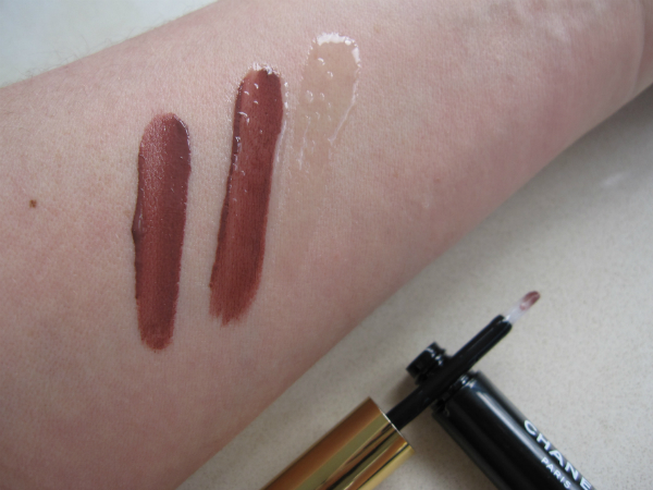 Chanel Rouge Double Intensite Intense Beige