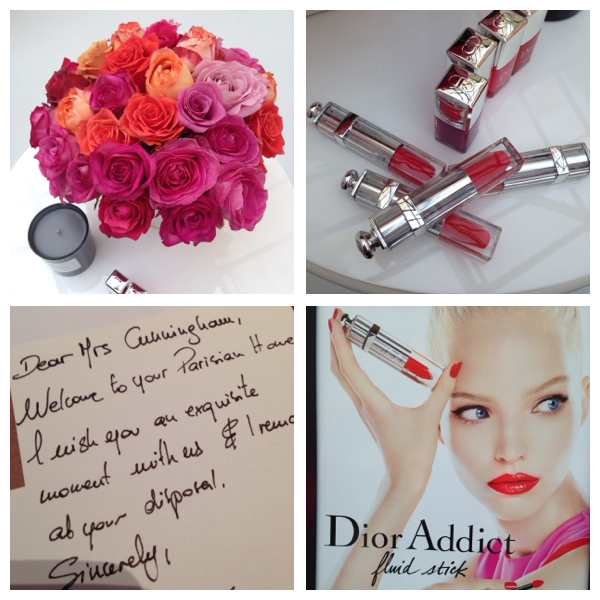 Dior Launch
